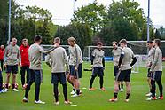 Ajax Champions League Semi-Final Training Session 070519