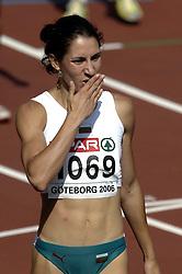 08-08-2006 ATLETIEK: EUROPEES KAMPIOENSSCHAP: GOTHENBORG <br /> STAMBOLOVA Vanya (BUL)<br /> ©2006-WWW.FOTOHOOGENDOORN.NL