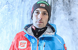 02.12.2015, Lillehammer, NOR, OESV, Nordische Kombinierer, Fotoshooting, im Bild Philipp Orter (AUT) // Philipp Orter of Austria during the Photoshooting of the Ski Austria Nordic Combined Team in Lillehammer on 2015/12/02 . EXPA Pictures © 2015, PhotoCredit: EXPA/ JFK