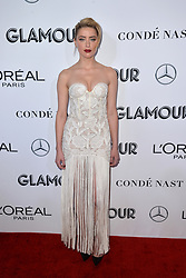November 12, 2018 - New York, NY, USA - November 12, 2018 New York City..Amber Heard attending arrivals for Glamour's 28th annual Women of the Year Awards on November 12, 2018 in New York City. (Credit Image: © Kristin Callahan/Ace Pictures via ZUMA Press)