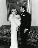 1935 Mae West and Paul Cavanaugh at the Hollywood Hotel