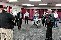 Cloudwave Meeting and stadium tour at Gillette on September 17, 2019