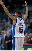 NBA-Portland Trail Blazers at LA Clippers-Jan 13, 2004