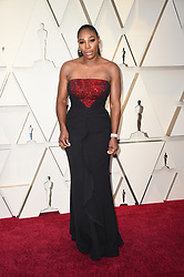 Serena Williams walking the red carpet as arriving to the 91st Academy Awards (Oscars) held at the Dolby Theatre in Hollywood, Los Angeles, CA, USA, February 24, 2019. Photo by Lionel Hahn/ABACAPRESS.COM