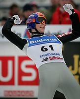 Anders Jacobsen (NOR). © Andre Albrecht/EQ Images