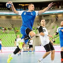 20171026: SLO, Handball - Slovenian ex-handball players playing charity match