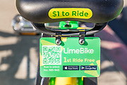 Limebike Dockless Bike Sharing
