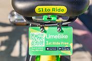 Limebike Dockless Bike Sharing
