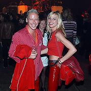 Barclay Catwalk 2001,  Micha Klein en Afke Reijenga