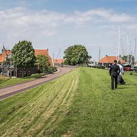 Hindeloopen - Hielpen. Een van de Friese Elfsteden