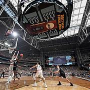 South Carolina Gamecocks vs. Gonzaga during The Final Four men's basketball NCAA tournament  at University of Phoenix Stadium in Phoenix. ©Travis Bell Photography