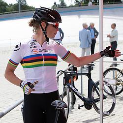 23-07-2020: Wielrennen: baantraining: Assen <br /> Kirsten Wild