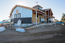 Meigs Point Nature Center at Hammonasset Beach State Park  <br /> Connecticut State Project No: BI-T-601<br /> Architect: Northeast Collaborative Architects  Contractor: Secondino & Son<br /> James R Anderson Photography New Haven CT photog.com<br /> Date of Photograph: 20 November 2015<br /> Camera View: 10