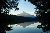 Scenic image of Lost Lake, OR.