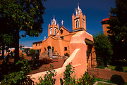 NEW MEXICO, ALBUQUERQUE San Felipe de Neri Church, 1706