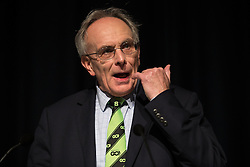 © Licensed to London News Pictures . 05/02/2016 . Manchester , UK . PETER BONE MP speaks . Grassroots Out , anti-EU membership campaign event , at the Manchester Central Convention Centre . Photo credit : Joel Goodman/LNP