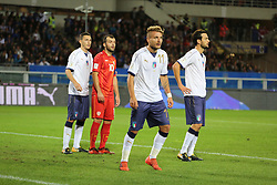 October 6, 2017 - Turin, Piedmont, Italy - Ciro Immobile (Italy) during the FIFA World Cup European Qualifying match between Italy and FYR Macedonia at Olympic Grande Torino Stadium on 6 October, 2017 in Turin, Italy. (Credit Image: © Massimiliano Ferraro/NurPhoto via ZUMA Press)