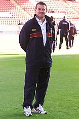 FootballManager - Chris Hutchings- 2000