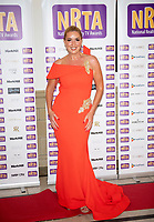 Claire Sweeney  at the National Reality TV Awards in Porchester Hall  london photo by Brian Jordan