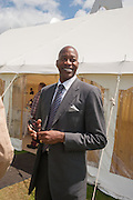 EDWIN MOSES, The Cartier Style et Luxe during the Goodwood Festivlal of Speed. Goodwood House. 1 July 2012.
