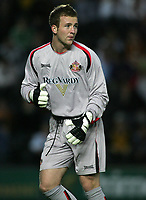Fotball<br /> England 2005/2006<br /> Foto: imago/Digitalsport<br /> NORWAY ONLY<br /> <br /> 27.07.2005<br /> <br /> Torwart Ben Alnwick (Sunderland)