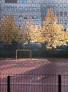 Playground in Paris, France