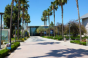 Bike Path on the Grounds at California State University Fullerton