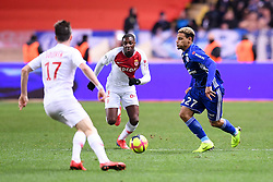 January 19, 2019 - Monaco, France - 27 KENNY LALA (STRA) - 02 FODE BALLO TOURE  (Credit Image: © Panoramic via ZUMA Press)