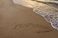 Yesterday, Sunrise, Two Mile Hollow Beach, East Hampton, Long Island, NY