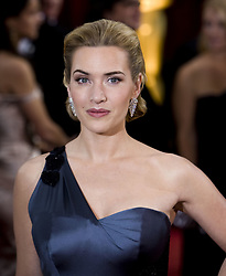 "October 15, 2017 - Hollywood, California, United States of America - Kate Winslet disclosed that she did not thank Harvey Weinstein on purpose in her 2009 Oscars speech for the Ã'The ReaderÃ"" on Sunday October 15, 2017. FILE PHOTO: Kate Winslet arrives at the 81st annual Academy Awards at the Kodak Theatre in Hollywood, California on Sunday 22 February 2009. ADRIAN .SANCHEZ-GONZALEZ/PI (Credit Image: © Prensa Internacional via ZUMA Wire)"