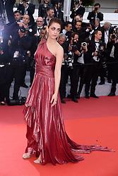 Premiere film 'La belle epoque'. 20 May 2019 Pictured: Miriam Leone. Photo credit: AFPS/MEGA TheMegaAgency.com +1 888 505 6342