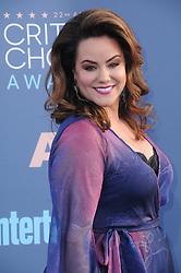 Katy Mixon  bei der Verleihung der 22. Critics' Choice Awards in Los Angeles / 111216