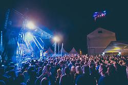 S.A.R.S. performing during last day of festival Cipkarija, 22. August in Idrija, Slovenia.  Photo by Grega Valancic