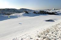 Noordwijkse GC in de sneeuw