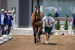 Rose Shane, AUS, Virgil, 203<br /> Olympic Games Tokyo 2021<br /> © Hippo Foto - Dirk Caremans<br /> 29/07/2021