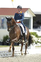 Silfhout, Diederick van (NED), Bonzanjo<br /> Hagen - CDIO Nationenpreis Dressur 2015<br /> Grand Prix Special<br /> © www.sportfotos-lafrentz.de/Stefan Lafrentz