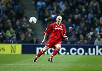 Fotball, 30. november 2003, Premier League, Manchester City - Middlesbrough 0-1,  Danny Mills, Middlesbrough