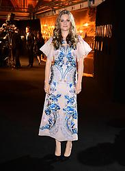 Romola Garai attending the BFI Luminous Fundraising Gala held at the Guildhall, London.