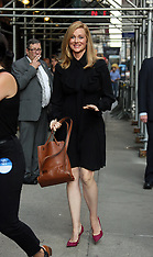 Laura Linney at The Late Show - 26 July 2018
