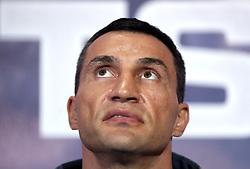 File photo dated 27-04-2017 of Wladimir Klitschko