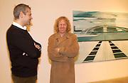 Grayson Perry. Rijksakademie exhibition, Victoria Miro Gallery, London. 11 January 2003. © Copyright Photograph by Dafydd Jones 66 Stockwell Park Rd. London SW9 0DA Tel 020 7733 0108 www.dafjones.com