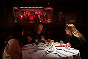 3.21.2019- Illustration Conference closing dinner at Cheshire Inn<br /> Photo by Mary Butkus