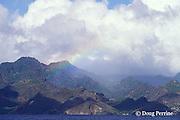west coast of Saint Vincent,  St. Vincent & the Grenadines, West Indies ( Eastern Caribbean Sea )