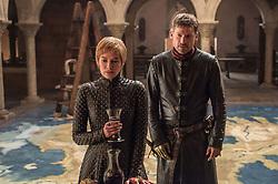 September 1, 2017 - Lena Headey, Nikolaj Coster-Waldau..'Game Of Thrones' (Season 7) TV Series - 2017 (Credit Image: © Hbo/Entertainment Pictures via ZUMA Press)