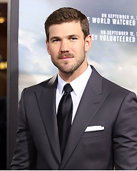 """Austin Stowell attends the premiere of """"12 Strong"""" at Jazz at Lincoln Center's Frederick P. Rose Hall in New York"""