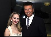 Bo Katzman mit Tochter Ronja Borer anlässlich des Prix Walo 2018
