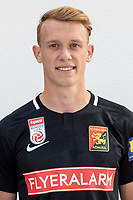Download von www.picturedesk.com am 16.08.2019 (14:00). <br /> MARIA ENZERSDORF, AUSTRIA - JULY 16: Pascal Petlach of Admira during Team photo shooting - FC Flyeralarm Admira at BSFZ Arena on July 16, 2019 in Maria Enzersdorf, Austria.190716_SEPA_13_053 - 20190716_PD12390