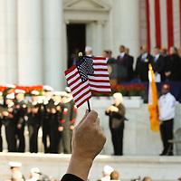 Veterans Day Arlington Cemeterey 2012
