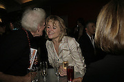 Sinead Cusack, The John Betjeman Variety Show, sponsored by Shell, in aid of Sane. In the Presnece of the Prince of Wales and the Duchess of Cornwall. Prince of Wales theatre. London. 10 September 2006. ONE TIME USE ONLY - DO NOT ARCHIVE  © Copyright Photograph by Dafydd Jones 66 Stockwell Park Rd. London SW9 0DA Tel 020 7733 0108 www.dafjones.com