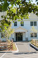 New Hampton School O'Connor House 2013  © 2013 Karen Bobotas / for New Hampton School